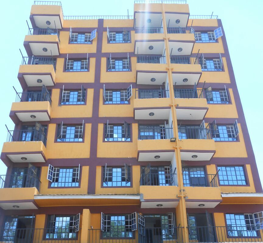 Dofra Solutions is selling a block of flat at Roysambu nairobi. The flat is located in a developed neighbourhood an area conduicive for living. The flat has a rental monthly income of ksh 671,500. The property has a title deed and the selling price is ksh 75m. For more details call 0720658764