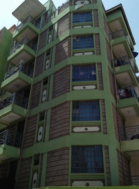 Dofra Solutions is selling a block of flats at Imara Daima. The flat is located in a densely populated neighbourhood and it has tenants. The flat is located in an accessible location and it's an ideal property investment. The monthly rental income is ksh 428,000. The property has a title deed and the selling price is ksh 50M. For more details and viewing contact us on 0720658764 or send us an email to info@dofrasolutions.com.