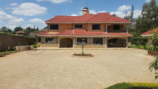 Dofra Solutions is selling a magnificent newly built 7 bedroom house at the leafy Nairobi Suburb of Runda estate. The house is located in a prime locality where security is paramount. All the seven bedrooms are spacious and self contained. The interior finishing of the house is exemplary superb and the compound is cabro paved and also has a well maintained green grass lawn. The property has a spacious domestic servant quarter house which is self contained. The property is built on half an acre and the plot has a title deed. The selling price of the house is ksh 130m. For more details and viewing contact us on 0720658764 or send us an email to info@dofrasolutions.com