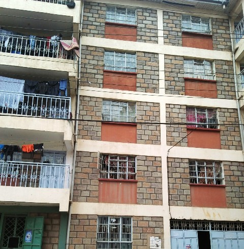 Dofra Solutions is selling a block of flats at Donholm. The property is fully occupied and it's a viable property asset. The flat is built on two plots and the rooms are spacious. The flat has 16 units of two bedrooms which are charged ksh 20,000 per unit, 2 units of one bedroom which are charged ksh 15,000 per unit and 5 bedsitters which are charged ksh 10,000 per unit. The monthly rental income is ksh 400,000 and the property has a title deed. The selling price of the property is ksh 46M.  For more details and viewing contact us on 0720658764 or send us an email to info@dofrasolutions.com